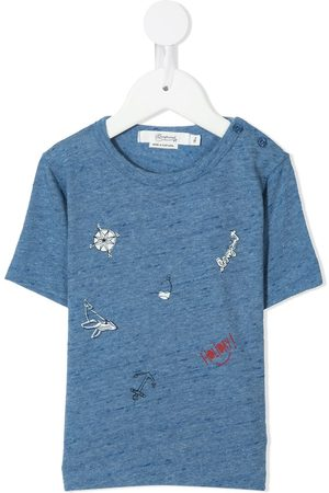 BONPOINT Nautical print T-shirt
