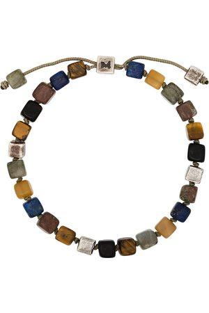 M. COHEN Gemstone style bracelet