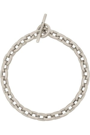M. COHEN Men Bracelets - Sterling chain-link bracelet
