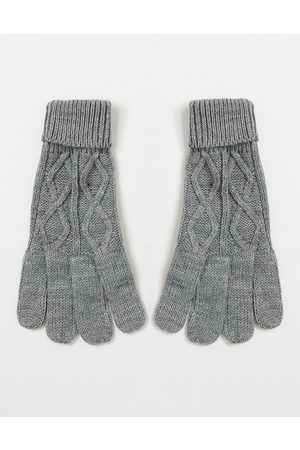 Boardmans Cable knit gloves