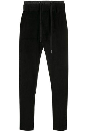 Dolce & Gabbana Slim-fit drawstring trousers