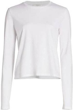 The Row Sherman Long-Sleeve T-Shirt