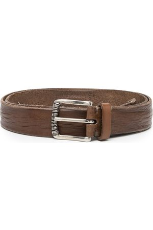 Brunello Cucinelli Mauhy distressed-effect belt