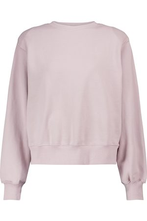 Frankie Shop Exclusive to Mytheresa – Vanessa cotton jersey sweatshirt