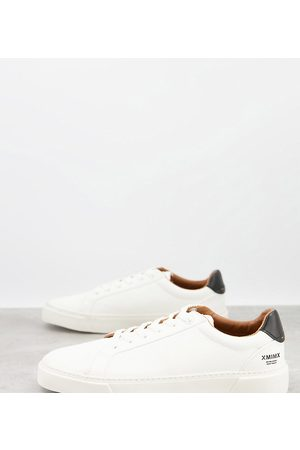 ASOS Wide Fit trainers in texture