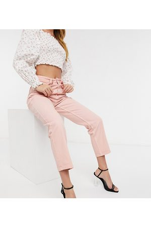 Reclaimed Vintage Inspired the 91' mom jean in rose wash