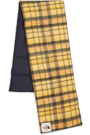 The North Face Plaid Insulated Scarf