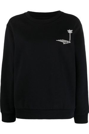 HENRIK VIBSKOV Please Wait embroidered sweatshirt