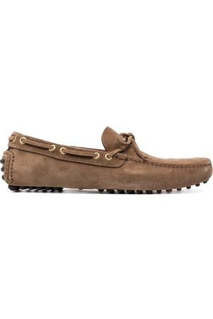 CAR SHOE Men Loafers - Ridged suede loafers