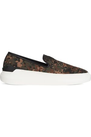 Giuseppe Zanotti Conley camouflage sneakers