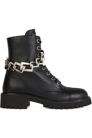 Giuseppe Zanotti Women Cowboy & Biker Boots - Detroit biker boots