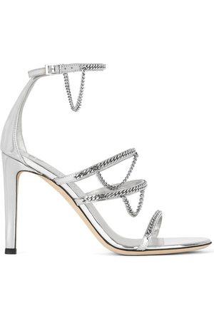 Giuseppe Zanotti Women Sandals - Catena chain-strap sandals