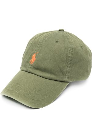Polo Ralph Lauren Logo-embroidered cotton baseball cap