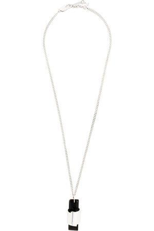 Coup De Coeur Women Necklaces - Agate stone long pendant