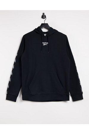 Reebok Men Sweatshirts - Training hoodie with taping in