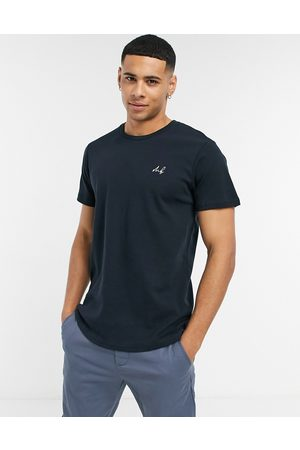 Burton MB branded curve t-shirt in
