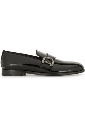 Dolce & Gabbana Men Loafers - Baroque DG logo loafers