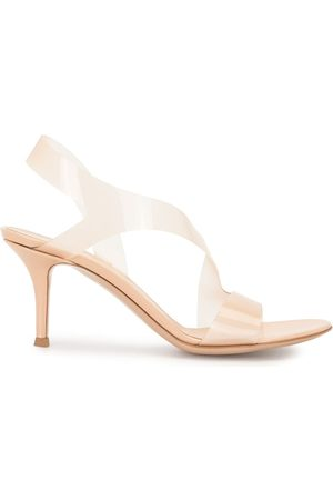 Gianvito Rossi Women Sandals - Metropolis slingback sandals