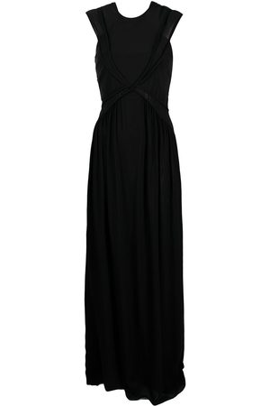 Roberto Cavalli Floor-length sleeveless gown