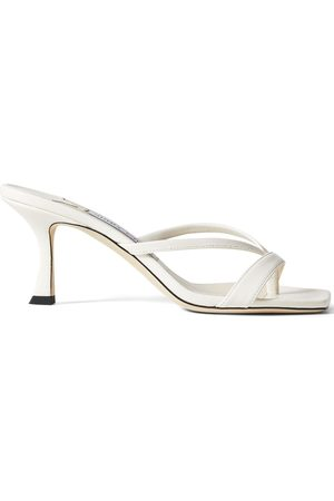 Jimmy Choo Strappy slip-on 70mm sandals