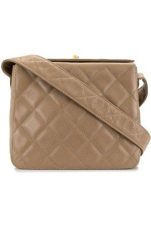 CHANEL 1997 diamond-quilted crossbody bag