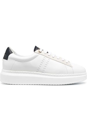 Zespà Chunky leather trainers