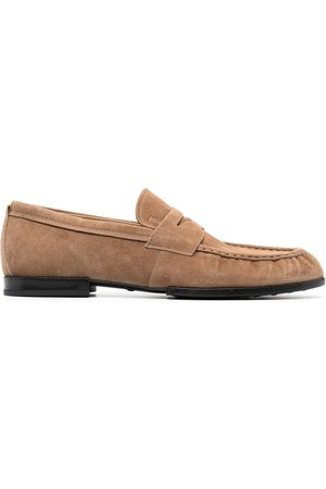 Tod's Strap-detail loafers
