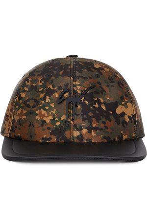 Giuseppe Zanotti Cohen camouflage-print cap