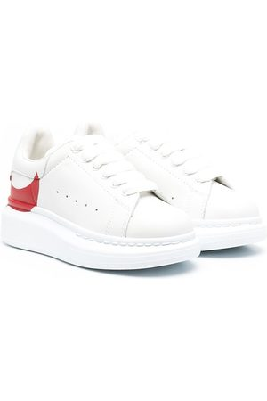 Alexander McQueen Graphic-print chunky sneakers