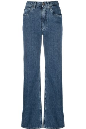 Etro Women Bootcut & Flares - High-waisted bootcut jeans