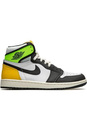 "Jordan Air 1 Retro High ""Volt Gold"" sneakers"