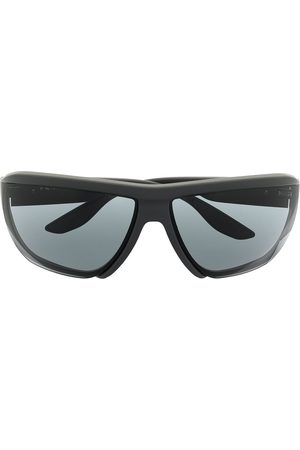 Prada Wraparound tinted sunglasses