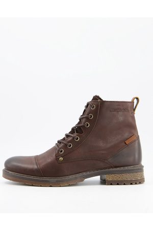 River Island Borg lined boots in