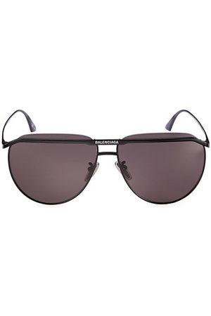 Balenciaga 62MM Pilot Sunglasses