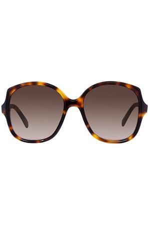 Céline 57MM Plastic Square Sunglasses
