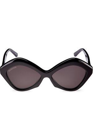 Balenciaga Extreme 58MM Cat Eye Sunglasses