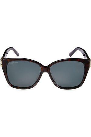 Balenciaga 59MM Square Sunglasses