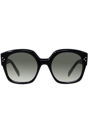 Céline Sunglasses - 55MM Plastic Square Sunglasses