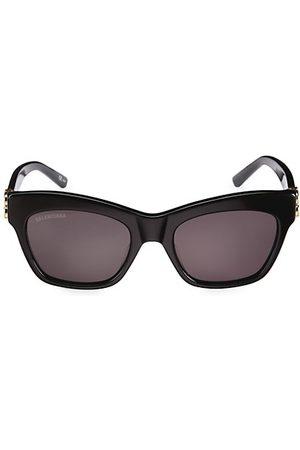 Balenciaga 52MM Cat Eye Sunglasses