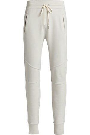 JOHN ELLIOTT Escobar Tapered Cotton Sweatpants
