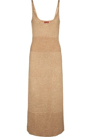 Altuzarra Reese knit slip dress