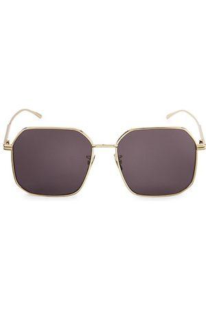 Bottega Veneta DNA 58MM Square Sunglasses