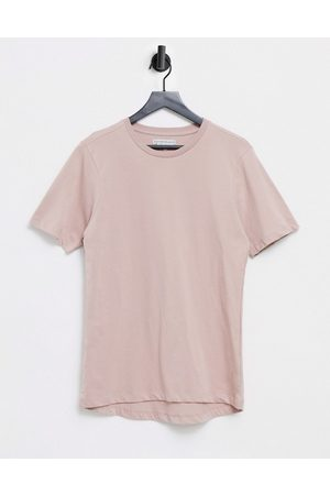Another Influence Boxy fit t-shirt in dusty