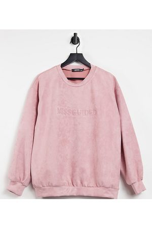 Missguided Branded sweater in