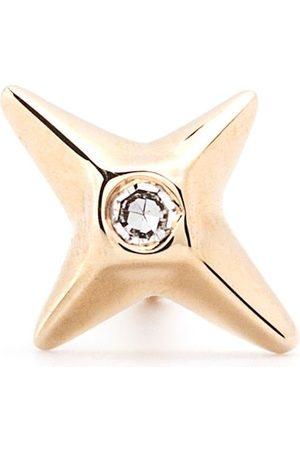 Maria Black 14kt yellow diamond Star stud earring