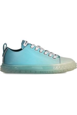 Giuseppe Zanotti Gradient lace-up sneakers