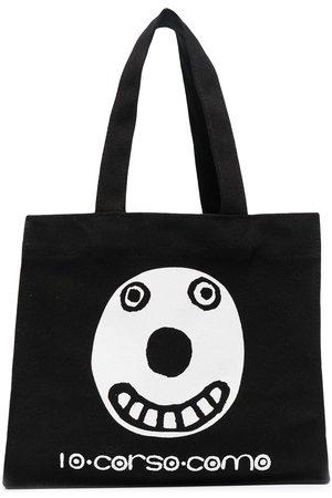 10 CORSO COMO Graphic-print tote bag