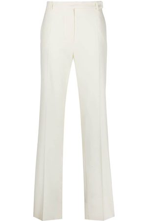 PORTS 1961 Pressed-crease tailored trousers