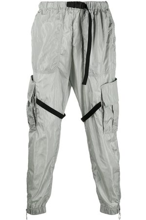 Off-White ARROW PARACHUTE CARGO PANT LIMESTONE LIM