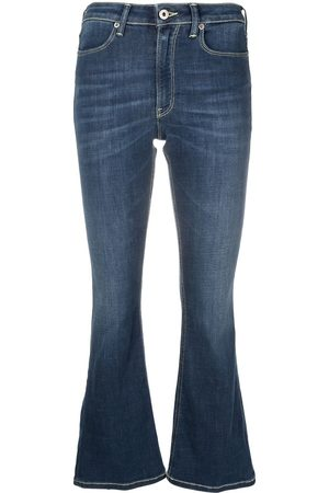Dondup Flared cropped jeans
